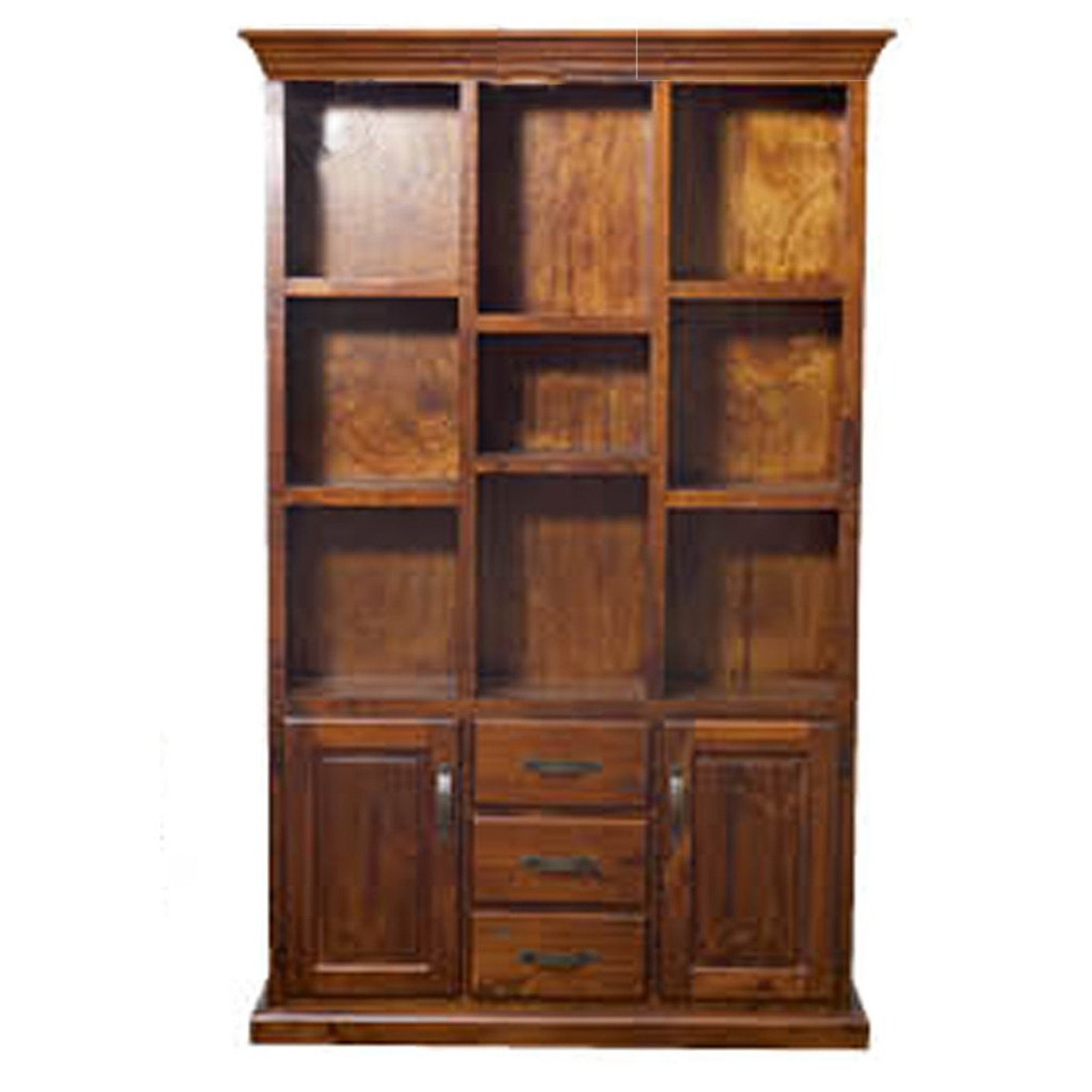 mission bottom drawers wall honey in murphy with w oak styling style factory bookcases drawer bookcase bed
