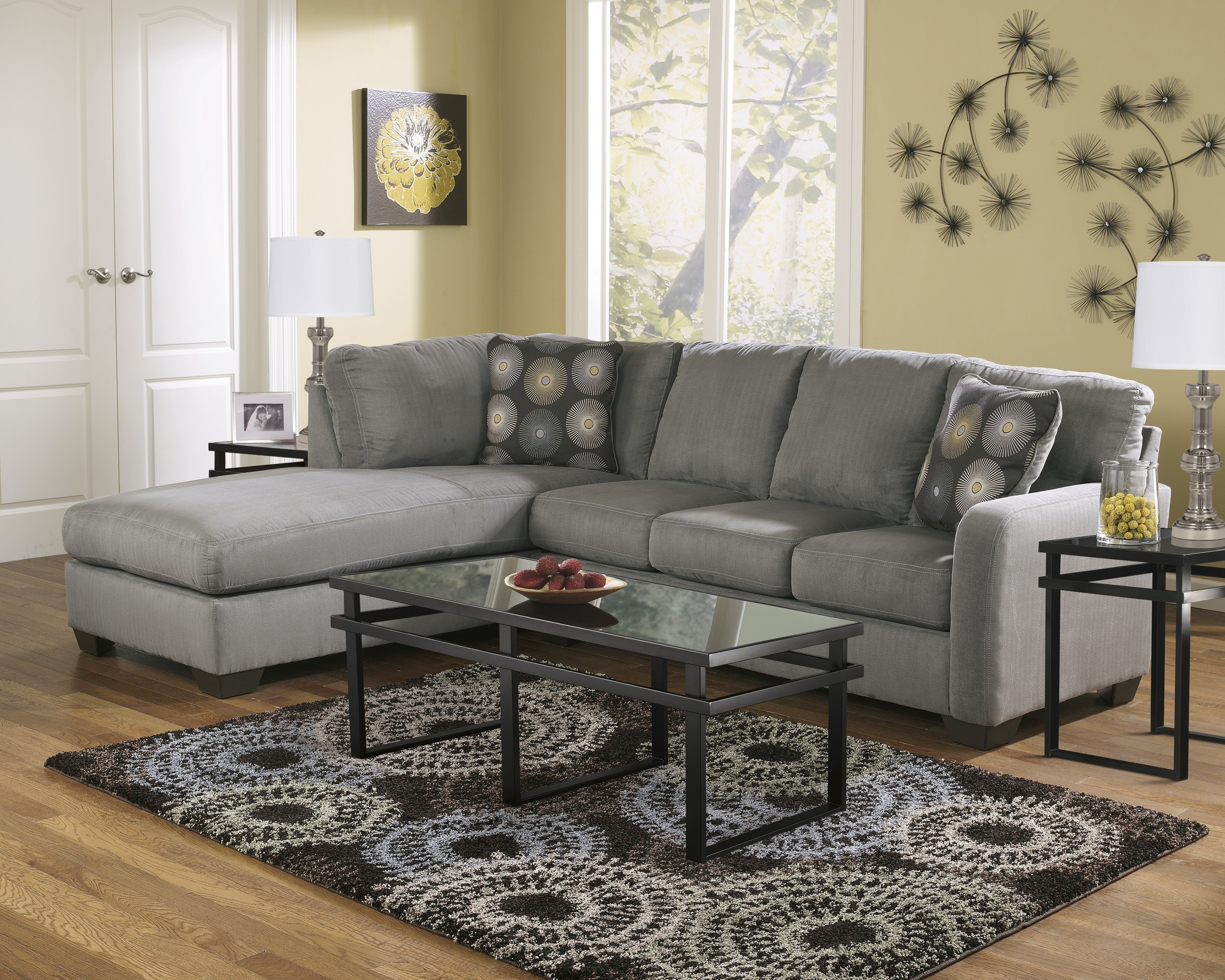 Stella Lounge Suite With Chaise